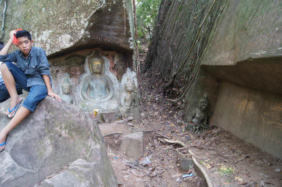 방상 동굴