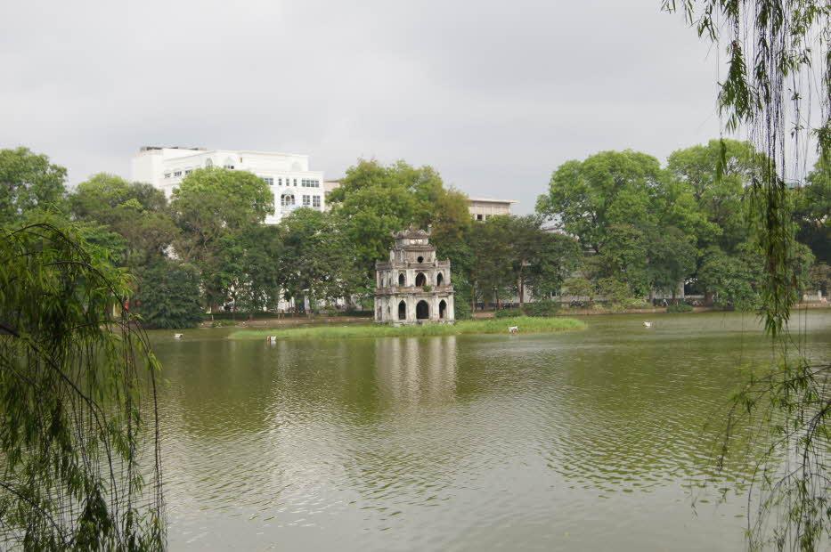 하노이 시내전경